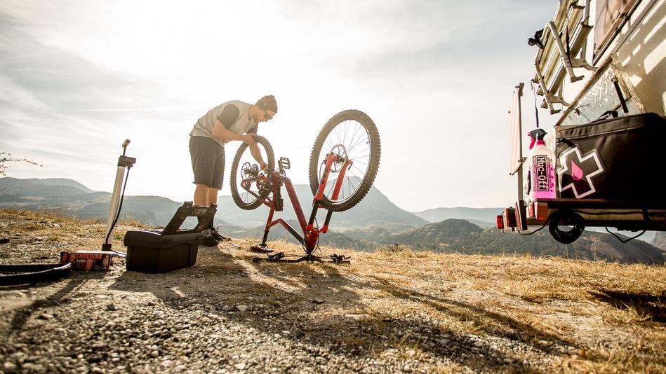ערכה מושלמת לניקיון אופניים Muc-Off